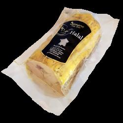 Foies gras de canard mi-cuit  au kg