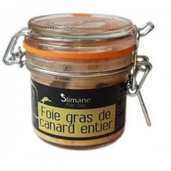 Foie gras de canard entier  80 g